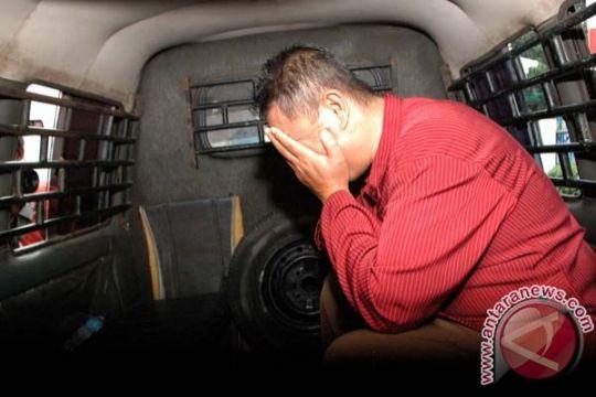 Buron korupsi dana BOS ditangkap Kejari Cikarang