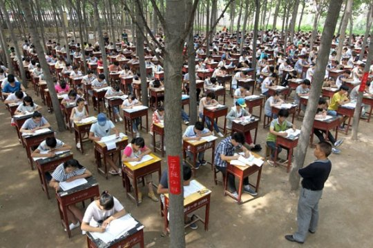 China larang guru beri pr melalui medsos