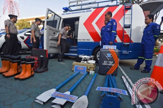 Kecelakaan lalin di Jatim renggut 43 orang meninggal