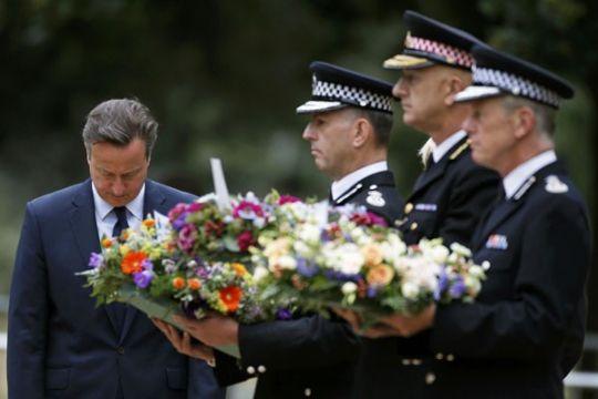 David Cameron serang teori konspirasi ekstrim Yahudi