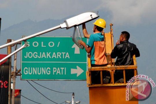 Lampu jalanan kota Pekanbaru padam, gara-gara pemkot tunggak tagihan listrik Rp37 miliar