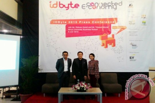Triawan Munaf: ekonomi kreatif masa depan Indonesia