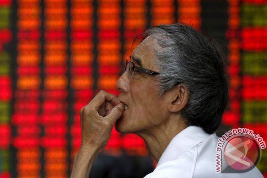 Saham-saham China ditutup bervariasi