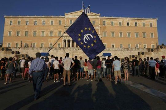 Sembilan dari 10 pegawai swasta Yunani hadapi kondisi buruk