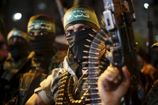 Gerilyawan Jalur Gaza tembakkan roket ke Israel