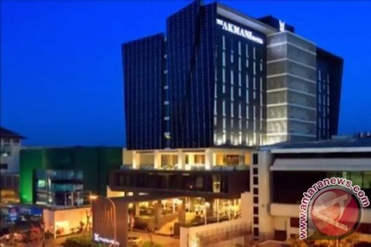 Okupansi hotel di Jabar 95 persen