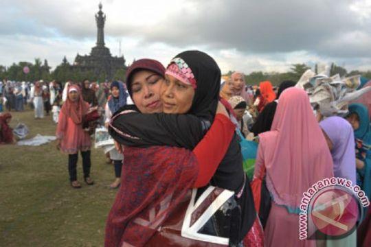 Perayaan Idul Fitri di NTT konsusif