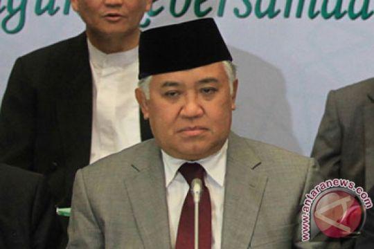 Din Syamsuddin resmikan Pusat Dakwah Muhammadiyah Makassar