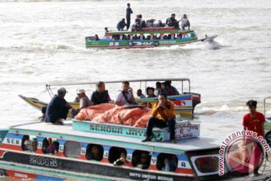 Kaltim siapkan 254 armada angkutan sungai
