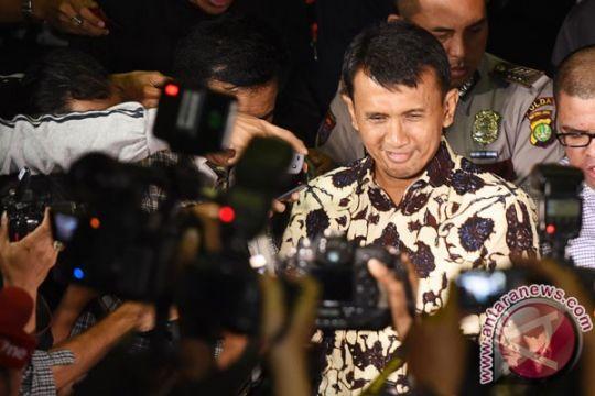 Lagi, KPK geledah kantor gubernur Sumatera Utara