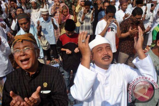 Gubernur Jawa Barat pimpin shalat Istisqo