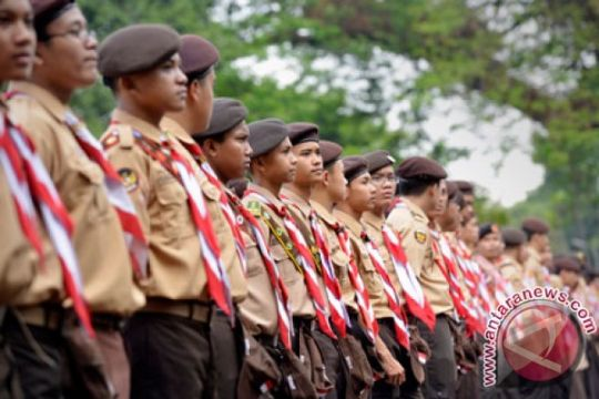 Kwarda Jatim usulkan pengubahan seragam Pramuka