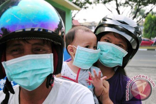 Dinas Kesehatan Barito Selatan siapkan masker antisipasi kabut asap