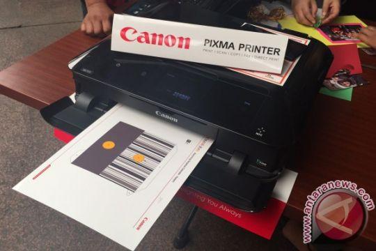 Dolar naik, Canon tidak buru-buru naikan harga printer