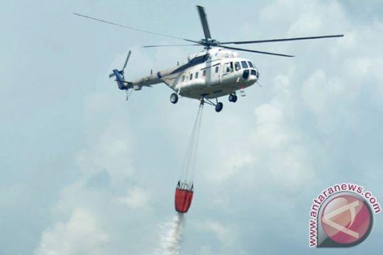 BPBD Sumsel ajukan penambahan helikopter untuk tangani kebakaran hutan