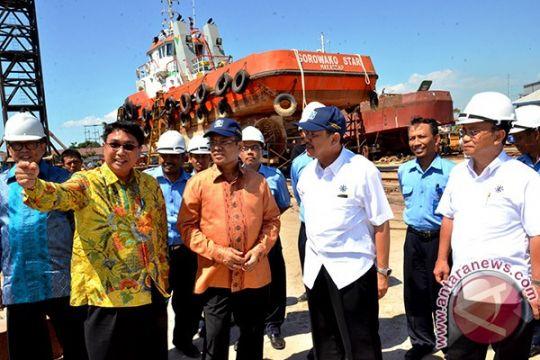 Menperin harap industri galangan kapal nusantara seperti Batam
