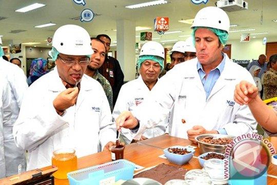 Menperin: industri pengolahan kakao bertumbuh baik