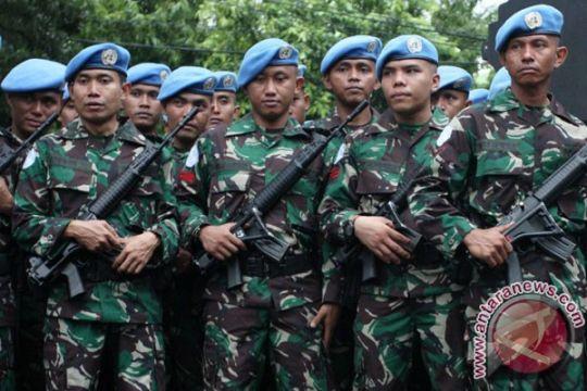 TNI siapkan satuan tugas zeni ke Afrika Tengah