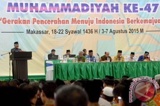 Panitia Muktamar Muhammadiyah hitung 2.393 surat suara