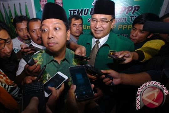 PPP ajak PKB resmi gabung koalisi Jokowi