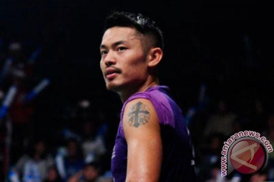 Lin Dan kecewa tidak melawan Chong Wei