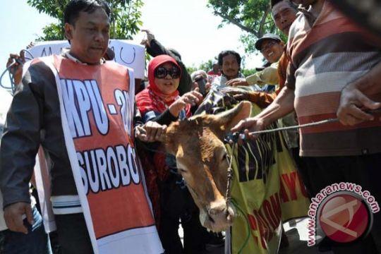DPP PAN-Demokrat kawal pendaftaran cawali-cawawali Surabaya Rasiyo-Lucy