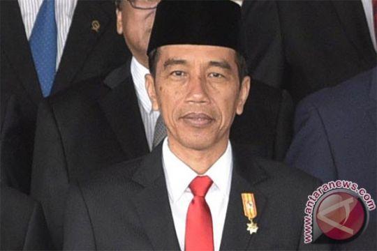 Presiden kukuhkan Paskibraka 2015