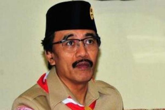 Pramuka berikan penghargaan tertinggi pada Megawati Soekarnoputri