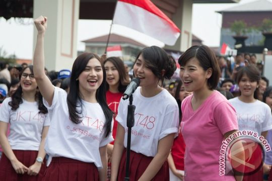 JKT 48 akan suguhkan penampilan spesial di Makassar