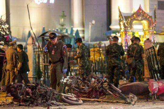 Thailand keluarkan perintah tangkap tersangka ledakan kedua