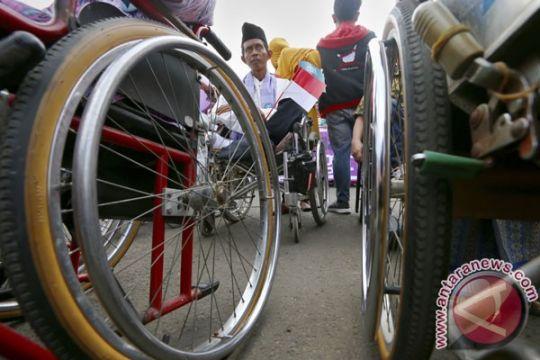 Shinta akan berkursi roda Yogyakarta-Jakarta