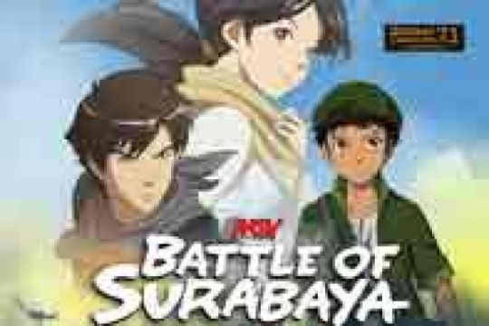 "Animasi Battle of Surabaya laku di ""Mushe du Film"""