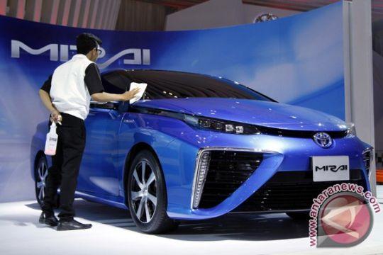 Pabrikan Jepang keroyokan bangun infrastruktur tenaga hidrogen