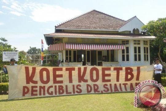 Mudik sambil wisata sejarah di Bengkulu
