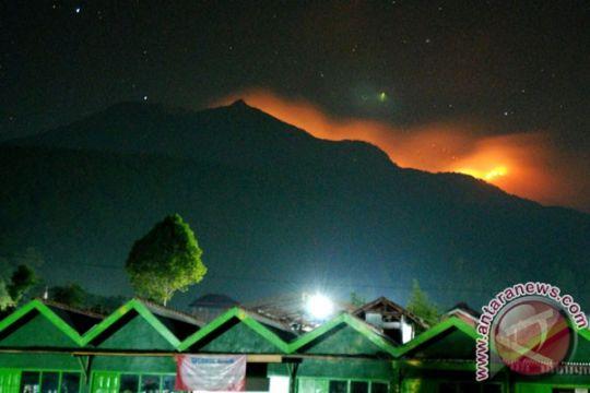 BNPB tegaskan kebakaran Merbabu berhasil dipadamkan