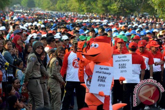 Mayoritas warga Malang tak tahu kapan Pilkada digelar