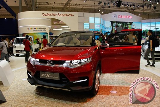 Daihatsu pamerkan mobil konsep di GIIAS