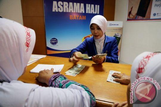 Jamaah haji Kepulauan Riau dapat juadah khusus