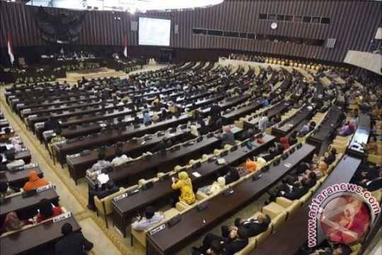 Paripurna DPR setujui komisioner baru Bawaslu dan KPU