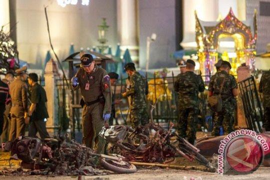 Polisi sebut enam bom guncang Bangkok
