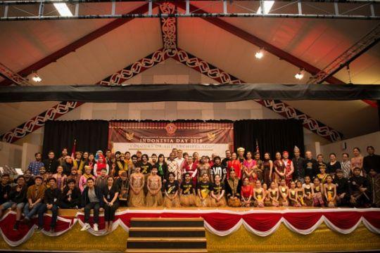 KBRI Wellington selanggarakan Indonesia Day 2015: Colours of the Archipelago