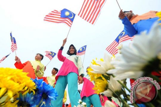 Malaysia rayakan Hari Kemerdekaan ke-58