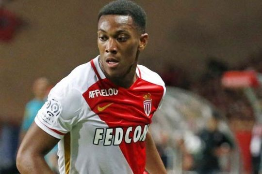 Anthony Martial vs Younes Kaboul
