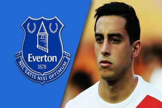 Mori berpeluang lakukan debut Everton hadapi Chelsea