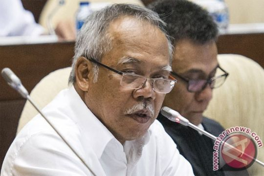 Menteri PUPR kunjungi Intake Kamijoro Bantul