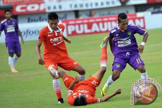 Pelatih Persita usulkan Stadion Serang jadi markas