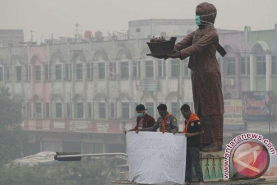 Kementerian Kesehatan klaim penanganan akibat asap maksimal