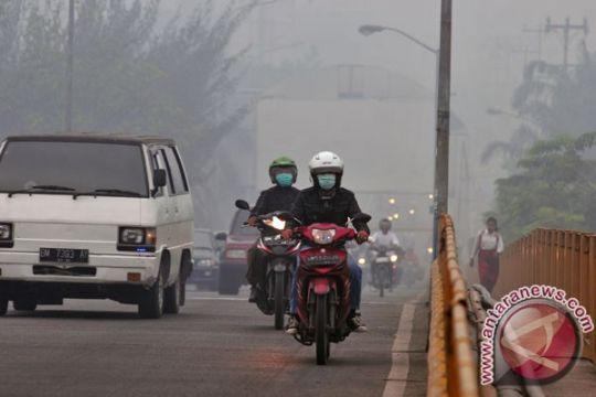 Penderita ISPA naik 400 persen di Pekanbaru