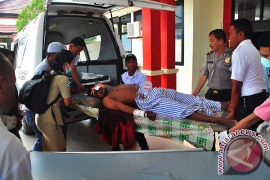 Flash - Dua warga Kenyam, Papua dianiaya OTK, satu meninggal