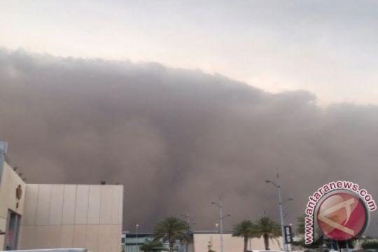 Jemaah Indonesia aman dari dampak badai pasir